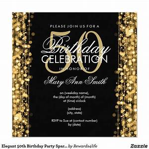 14+ 50 Birthday Invitations Designs – Free Sample