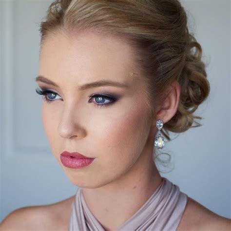 makeup for hair bridesmaid makeup wedding hair and makeup canberra