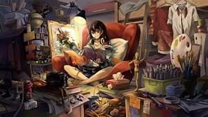 anime, gamer, girl, wallpapers, , 68, , images