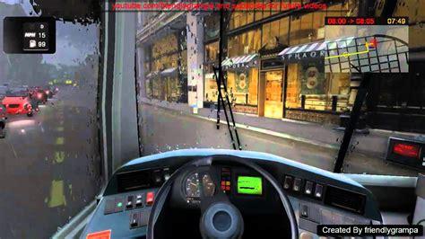 bus  cable car simulator san francisco video game