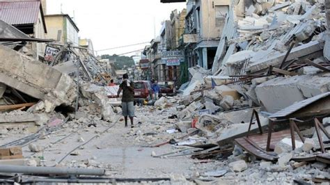 Early images from the haitian cities of jeremie and les cayes, following a magnitude 7.2 earthquake. Haiti and the 2010 earthquake that killed hundreds of thousands - Greek City Times