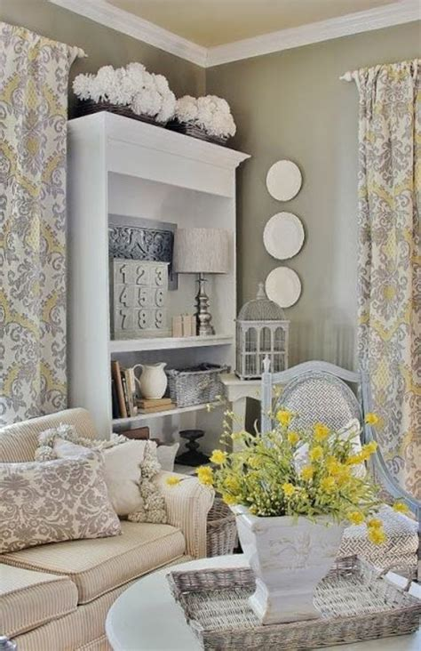 salon design en style rustique en  idees