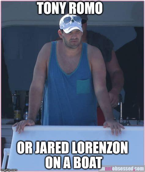Tony Romo Meme Images - fat tony romo imgflip