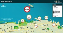 Where is Alcatraz Island Located in San Francisco (With ...