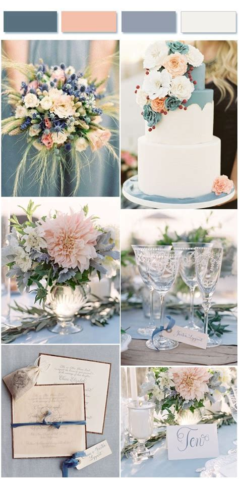 best 450 spring wedding color schemes images on pinterest