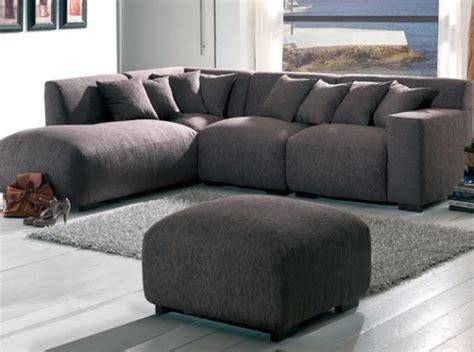 canapé le plus confortable canapé d 39 angle marron ultra moelleux grange