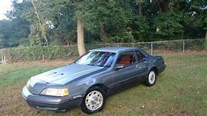 Purchase Used 1987 Ford Thunderbird Turbo Coupe 5 0l
