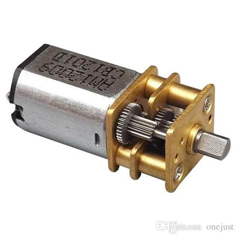 Small Electric Motor by 3 6v Dc Small Micro Metal Geared Box Electric Motor High