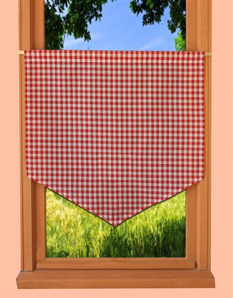 rideau macramé cuisine rideaux de cuisine vichy