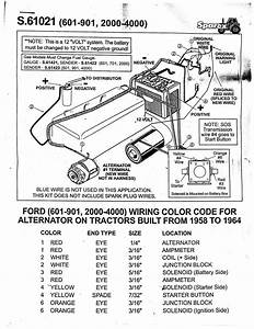 1953 Ford Tractor Manual