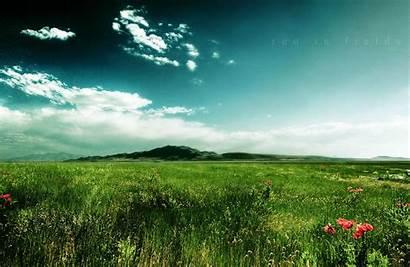 Lenovo Nature Wallpapers Landscape Desktopwallpaper Greenfields Cool