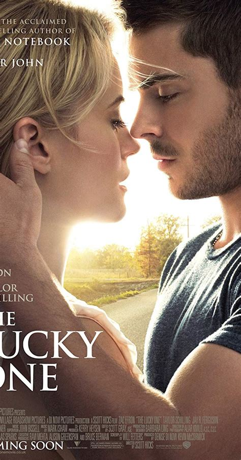the lucky one 2012 imdb