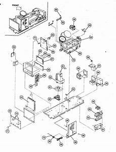 Light Engine Diagram  U0026 Parts List For Model Hd52z575 Jvc
