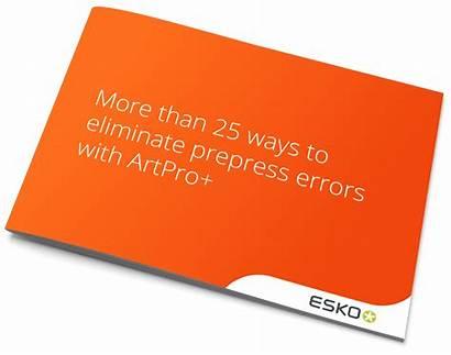 Artpro Errors Eliminate Ways Prepress Esko Than
