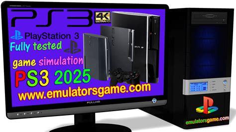 Download Ps3 Emulator For Pc New Download Emulator For