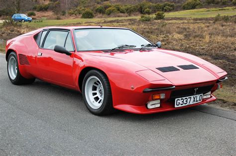Used 1989 De Tomaso Pantera For Sale In Hampshire