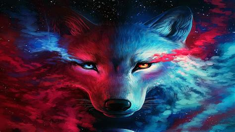 Anime Wolf Wallpaper Android by Galaxy Wolf Wallpaper Wallpaper Studio 10 Tens Of