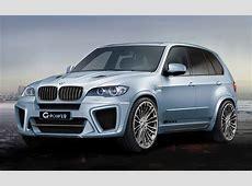 GPOWER retrofits the BMW X5 M and X6 M