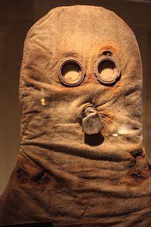 gas mask wikipedia