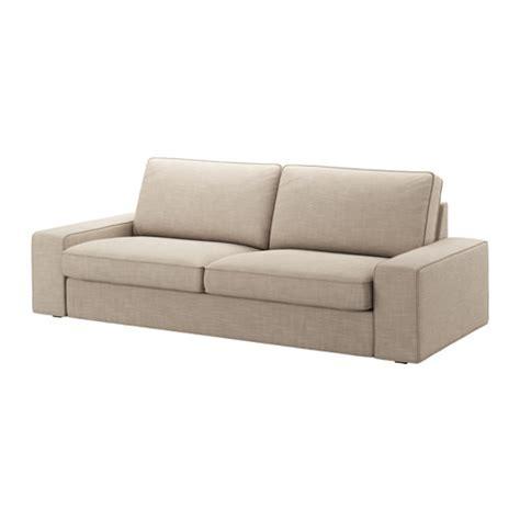 kivik sofa cover hillared beige ikea