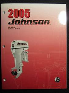Sell 2005 Brp Johnson Outboard 2