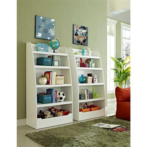 Kid Bookcase by Altra Furniture 4 Shelf Bookcase In White 9627196