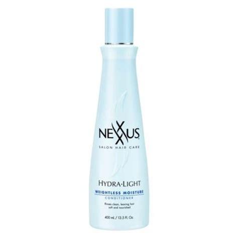 light blue shade conditioner nexxus hydra light weightless moisture conditioner reviews