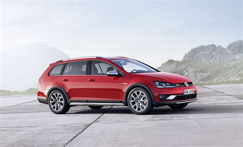 Test drive used volkswagen golf at home from the top dealers in your area. New Volkswagen Golf Alltrack Revealed: Powerful Engines ...