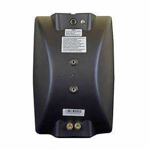 Bps6  Outdoor Bluetooth Patio Speakers  Pair