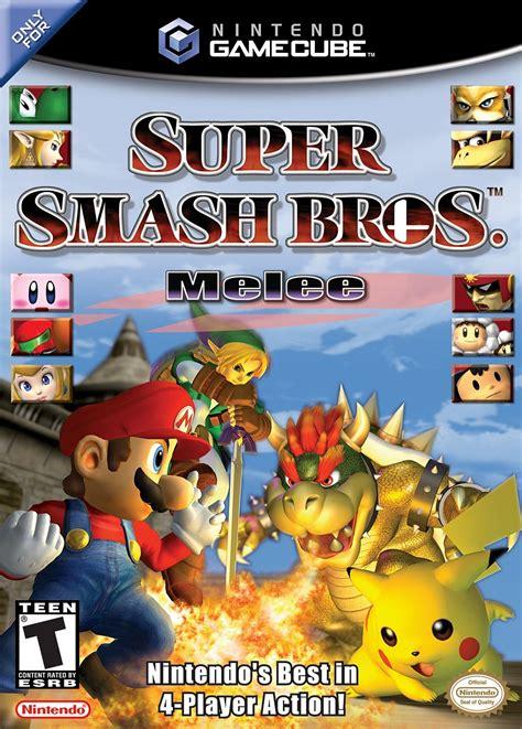 Super Smash Bros Melee Gamecube Ign