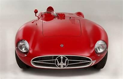 Maserati Classic 300s 1955 Grille Lights Icon