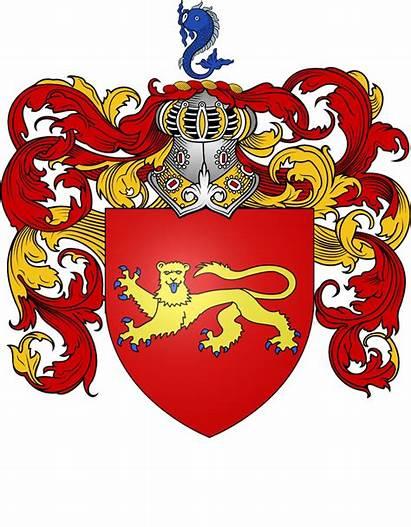 Aquitaine Arms Coat Crest History Surname Ii
