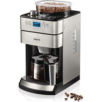 Philips Koffiezetapparaat Grind Brew Hd7761 00 Review by De Philips Grind Brew Koffiezetapparaat Hd7740 00