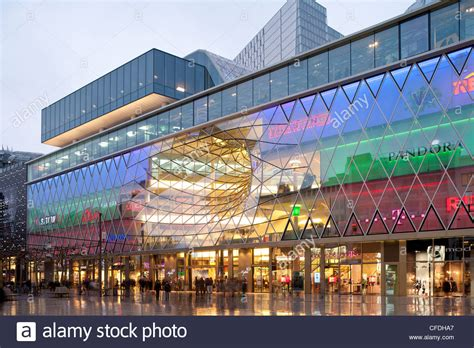 Zeil Center Frankfurt by Myzeil Is A Shopping Centre In Frankfurts City Centre