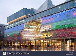 MyZeil is a shopping centre in Frankfurts city centre ...