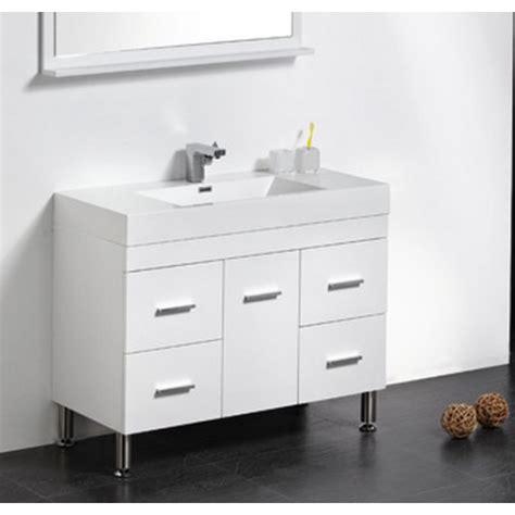 meuble salle de bain avec vasque a poser meuble de salle de bain simple vasque 224 poser klassyk cubique avec miroir masalledebaindesign fr