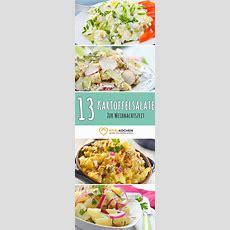 Kalorienarme Und Abwechslungsreiche Kartoffelsalat Rezepte