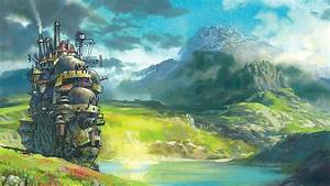 61 howl 39 s moving castle hd wallpapers background images