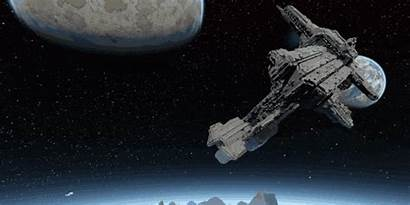 Universe Dual Building Civilization Space Fi Sci