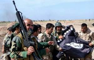 Kurdish fighters sell off German-supplied guns - The Local