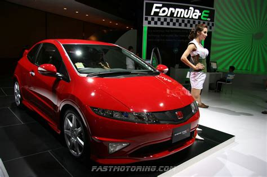 Honda Civic Fn2 Euro Type R