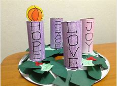 Printable Advent Wreath Fun Family Crafts