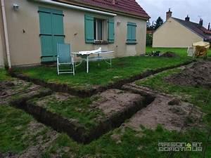 Terrasse Avec Muret : edito 50 nuances de gris maison et domotique ~ Premium-room.com Idées de Décoration