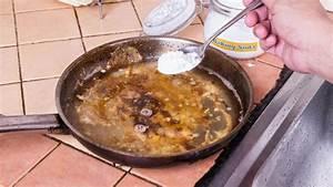 Angebrannte Beschichtete Pfanne Reinigen : verkrustete pfannen angebrannte t pfe reinigen ohne schrubben ~ Yasmunasinghe.com Haus und Dekorationen