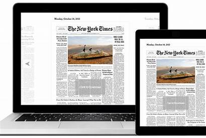 Times York Paper Web Today App Edition