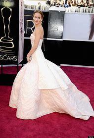 Jennifer Lawrence Oscars 2013 Dress
