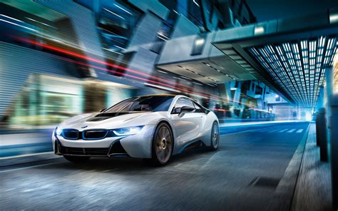 Bmw I8 Coupe 4k Wallpapers by Wallpaper Bmw I8 White 4k Automotive Cars 8739