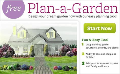 free landscape design software free interactive garden design tool no software needed plan a garden bhg com plan a