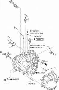 Manual Transaxle Unit Components