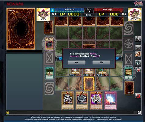 tcg deck builder simulator yu gi oh duel arena the organization
